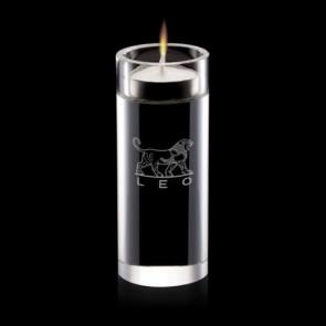 Tissot Candleholder - Optical Crystal 5