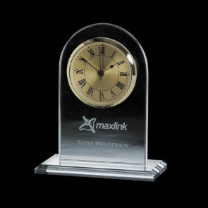 Bristol Clock - Jade 7.5 in.