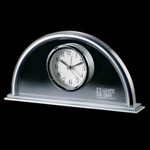 Cartier Clock - Chrome