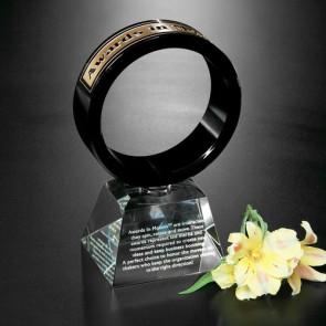 Awards In Motion Ring 8 in.
