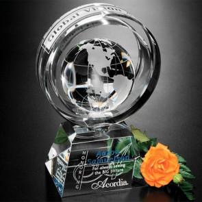 Awards In Motion Global Ring 8 in.