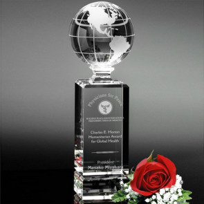 Cordova Globe Award 11in