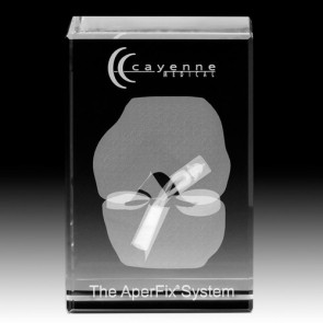 Camby Rectangle 7in x 4-5/8in x 3-1/8in