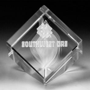 Cut Corner Cube 2in x 2in x 2in
