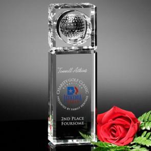 Kilmer Golf Award 8-1/2in