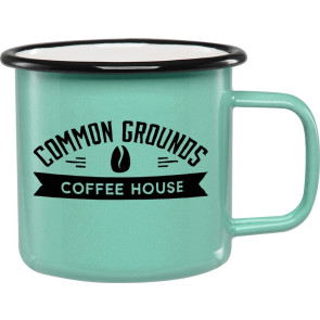 Metal Enamel Camper Coffee Mug Collection
