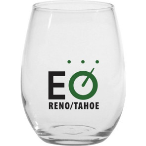 Stemless White Wine Glass 9 oz.