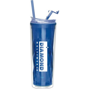 Glacier Series Acrylic Tumbler and Twist Lid