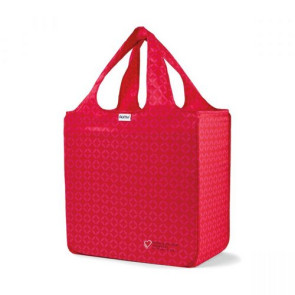 RuMe Classic Large Reusable Foldable Tote - Gala