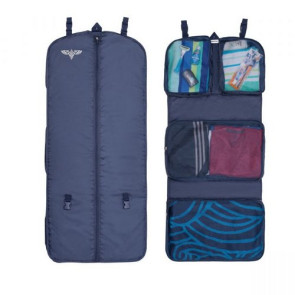 RuMe GTO Folding Garment Travel Organizer - Navy