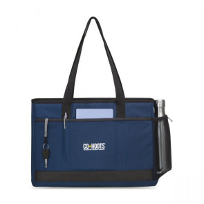 Mobile Office Computer Tote - Navy