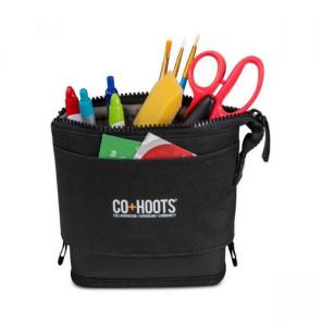 Mobile Office Pencil Case Black