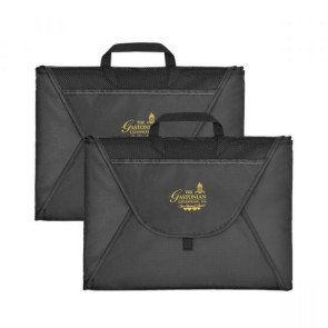 Jetsetter Garment Folder Set - Black