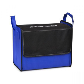 Cooper Cargo Box with Closure Royal Blue