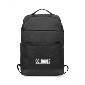 Mobile Office Computer Backpack Black