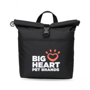 Buddy's Pet Food Bag Black