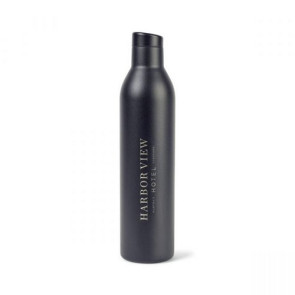 MiiR Vacuum Insulated Wine Bottle - 25 Oz. Black Powder