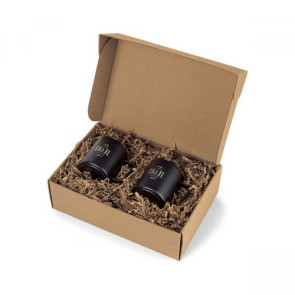 MiiR Camp Cup Gift Set Black Powder