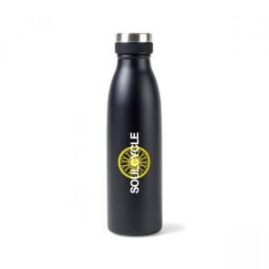 Aviana Palmer Double Wall Stainless Bottle - 17 Oz. Matte Black