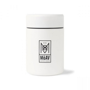 MiiR Coffee Canister - 12 Oz. White Powder