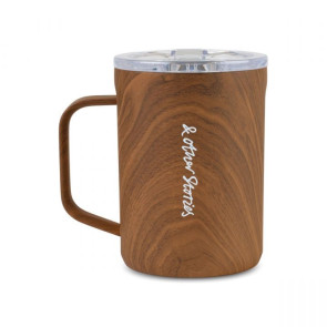 Corkcicle Coffee Mug - 16 oz. - Walnut