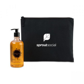 Beekman 1802 Farm To Skin Hand Care Gift Set - Black-Honeyed Grapefruit