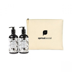 Beekman 1802 Farm to Skin Ultimate Hand Care Gift Set - Natural-Vanilla Absolute