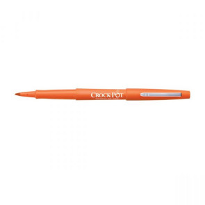 Paper Mate Flair Felt Tip Pen - Orange