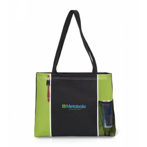 Classic Convention Tote Apple Green