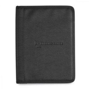 Hillcrest Writing Pad Black