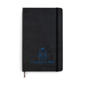 Moleskine Hard Cover Large Dotted Notebook Black