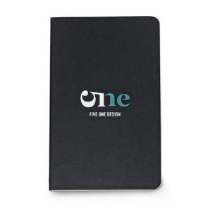 Moleskine  Cahier Ruled Large Notebook Black