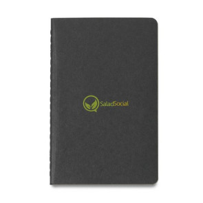 Moleskine  Cahier Ruled Pocket Notebook Black