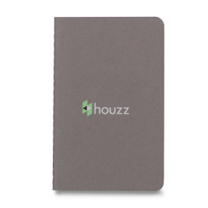 Moleskine  Cahier Ruled Pocket Notebook Pebble Grey