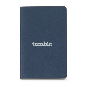 Moleskine  Cahier Ruled Pocket Notebook Navy Blue