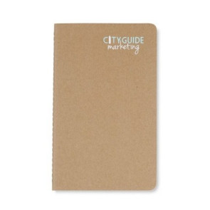Moleskine Cahier Plain Large Notebook Kraft