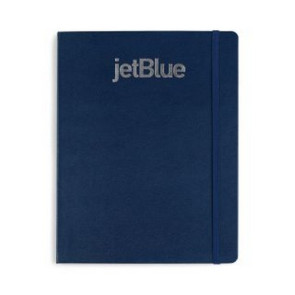 Moleskine Hard Cover Ruled Extra Large Notebook Navy Blue