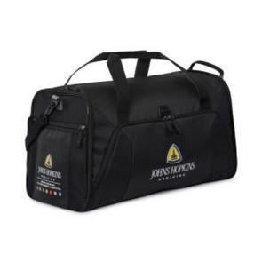 Vertex  Fusion Packable Duffel Black