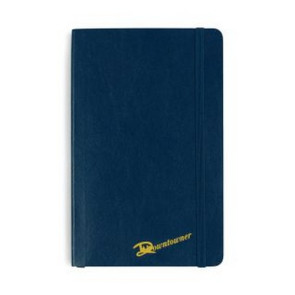 Moleskine Soft Cover Ruled Large Notebook Sapphire Blue