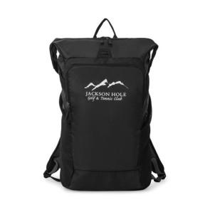 Vertex  Fusion Packable Backpack Black