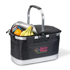 All Purpose Basket Cooler - Black