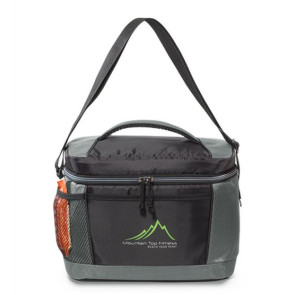 Aspen Lunch Cooler -  Black - Kid-friendly