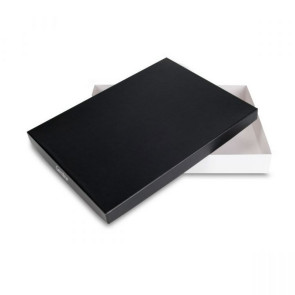 Padfolio Gift Box Black/White