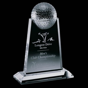 Maryvale Golf Award - Optical 9.5 in.
