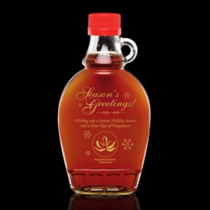Maple Syrup Custom Etched-  Kent 250ml