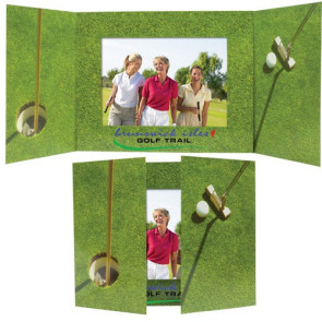 6 x 4 Golf Photo Mount
