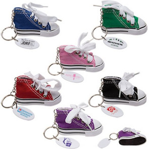 Gym Shoe Keytag