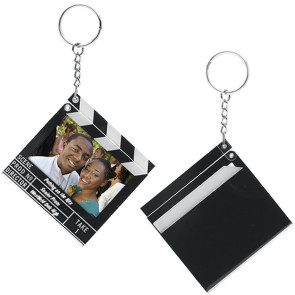 Clapboard Slip-In Keytag
