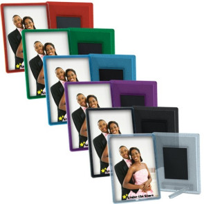 Translucent Magnetic Snap-In Frame 2 x 2 7/8