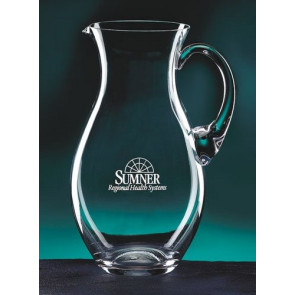 Julia Engraved Pitcher 68 Oz.